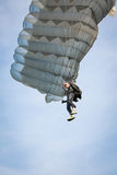 Parachutist Royalty Free Stock Images