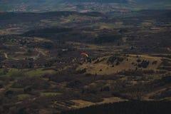 Parachutist bluza fotografia royalty free