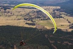 Parachutist bluza obraz royalty free