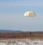 Parachutist Jumper Royalty Free Stock Photos