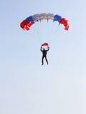 Parachutist Jumper Stock Photography