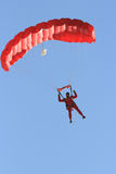 Parachutist Royalty Free Stock Photos