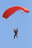 Parachutist Stock Photography