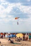 Parachutist PAPEA Стоковое Изображение