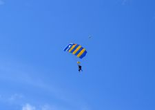 Parachute Photo libre de droits