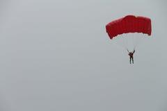 parachutists Стоковая Фотография RF