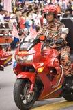 Parada 2008 de Merdeka Foto de Stock