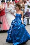 Parada 2010 das noivas Fotos de Stock