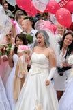 Parada 2010 das noivas Imagens de Stock Royalty Free