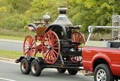 Parada 3 do carro de bombeiros imagens de stock royalty free