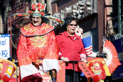 parada chiński nowy rok Obrazy Stock