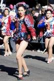 Parada chinesa do ano novo Foto de Stock