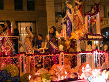 Parada chinesa San Francisco 2016 CA Fotografia de Stock Royalty Free