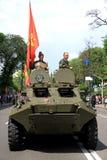 Parada da vitória Imagem de Stock