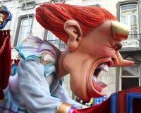 Parada de carnaval 2018 de Aalst Fotos de Stock