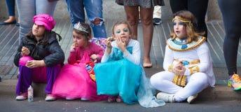 Parada de carnaval principal do Las Palmas Imagens de Stock
