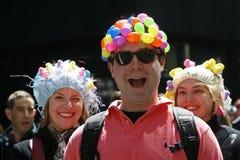 Parada de Easter em New York Fotos de Stock