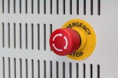 Parada de emergência Imagens de Stock Royalty Free