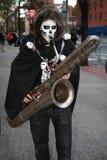 Parada de Halloween em New York City, 2010 Imagens de Stock Royalty Free
