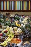 Parada de la fruta Imagen de archivo libre de regalías