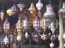 Parada de la lámpara Fotos de archivo libres de regalías