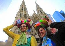 Parada de New York City Easter Imagem de Stock
