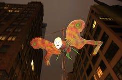 Parada de New York Halloween Foto de Stock