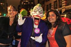 Parada de New York Halloween Imagens de Stock