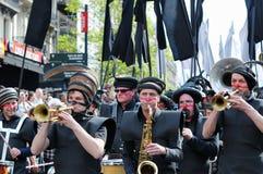 Parada de Zinneke Imagens de Stock Royalty Free