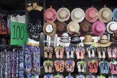 Parada del mercado callejero Foto de archivo libre de regalías