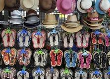 Parada del mercado callejero Fotos de archivo