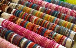 Parada del mercado del Wristband Imagenes de archivo