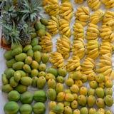 Parada del mercado, Papeete imagen de archivo libre de regalías