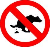 Parada del perro Fotografía de archivo libre de regalías