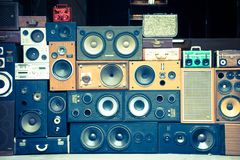 Parada del ` t de Don la música imagen de archivo libre de regalías