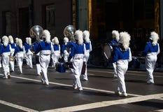 parada dnia Patrick st. Obraz Royalty Free