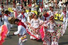 Parada do carnaval Imagem de Stock Royalty Free