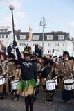 Parada do carnaval de Maastricht 2011 Fotografia de Stock