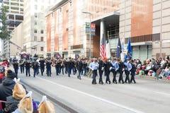 Parada do dia da ação de graças de H-E-B Imagens de Stock Royalty Free