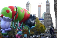 Parada 2016 do dia da ação de graças - New York City Imagens de Stock Royalty Free