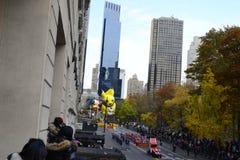 Parada 2016 do dia da ação de graças - New York City Imagem de Stock Royalty Free