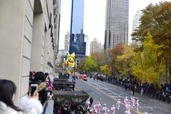 Parada 2016 do dia da ação de graças - New York City Fotos de Stock Royalty Free