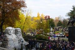 Parada 2016 do dia da ação de graças - New York City Foto de Stock