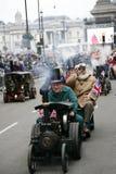 Parada do dia de ano novo em Londres Imagem de Stock Royalty Free