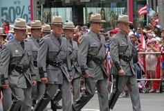 Parada do dia de 2018 porto-riquenhos Imagem de Stock Royalty Free