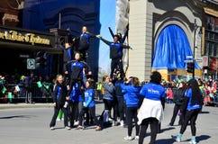 Parada do dia de St Patrick Imagem de Stock Royalty Free