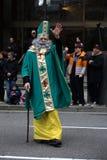 Parada do dia do St. Patrick Foto de Stock