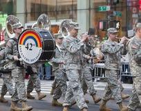 Parada do dia do St. Patrick Imagem de Stock Royalty Free