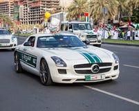 Parada do dia nacional dos UAE Imagens de Stock Royalty Free