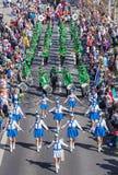 Parada do feriado da mola em Zurique, Suíça Imagens de Stock